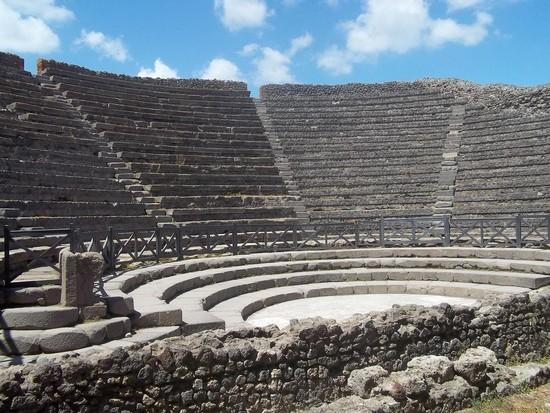 pozzuoli-amphitheatre